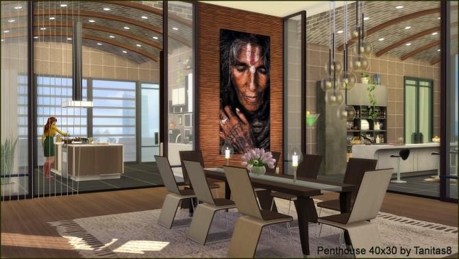 Penthouse 40x30 at Tanitas8 Sims image 8415 670x378 Sims 4 Updates