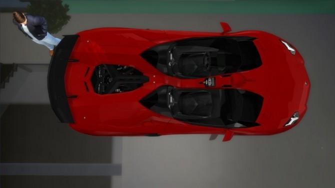 Lamborghini Aventador J at LorySims image 847 670x377 Sims 4 Updates