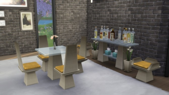 Bon Appétit Set by LaLunaRossa at About Sims image 849 670x377 Sims 4 Updates
