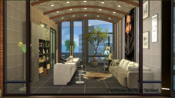Penthouse 40x30 at Tanitas8 Sims image 8515 670x378 Sims 4 Updates