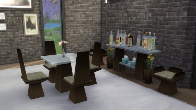 Bon Appétit Set by LaLunaRossa at About Sims image 859 670x377 Sims 4 Updates