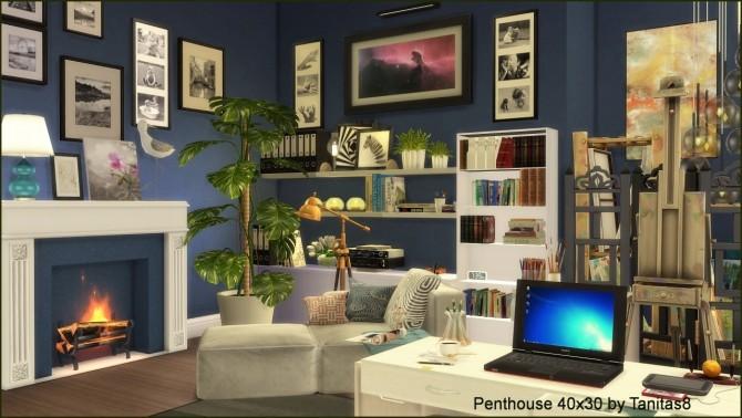 Penthouse 40x30 at Tanitas8 Sims image 8615 670x378 Sims 4 Updates