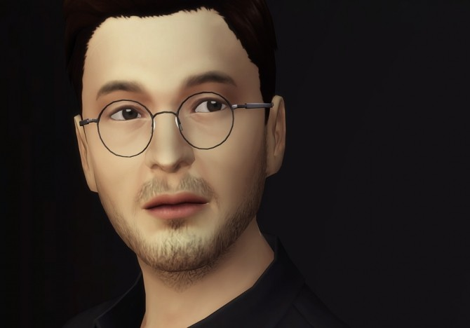 Eyeglasses N46 at Rusty Nail image 865 670x468 Sims 4 Updates