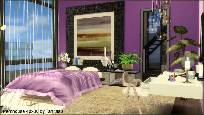 Penthouse 40x30 at Tanitas8 Sims image 8714 670x378 Sims 4 Updates