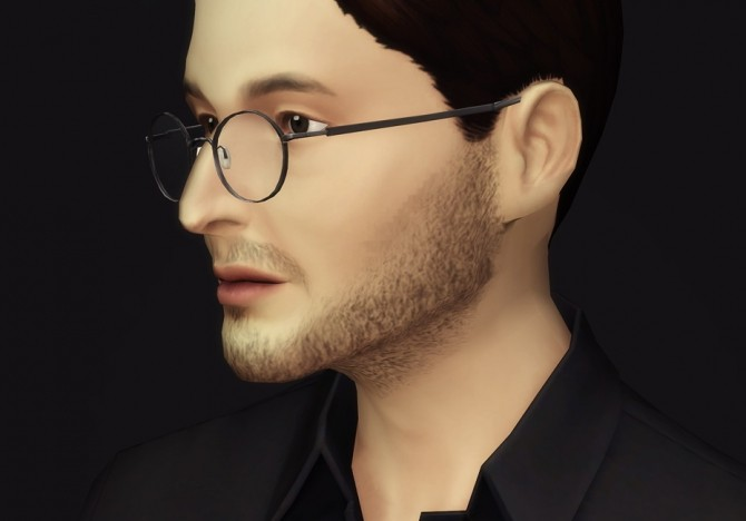 Eyeglasses N46 at Rusty Nail image 874 670x468 Sims 4 Updates