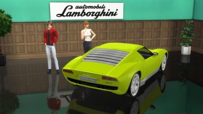 Lamborghini Miura Concept at LorySims image 876 670x377 Sims 4 Updates