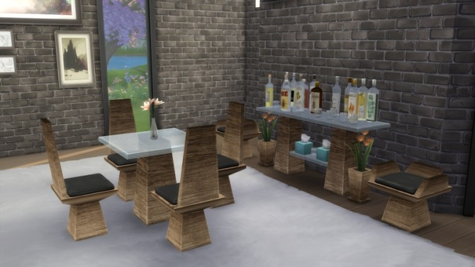 Bon Appétit Set by LaLunaRossa at About Sims image 878 670x377 Sims 4 Updates