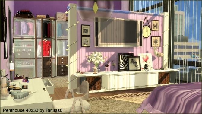 Penthouse 40x30 at Tanitas8 Sims image 8815 670x378 Sims 4 Updates