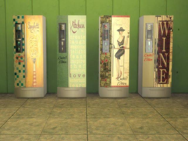 Fridge Part 5 New Sizes at Annett's Sims 4 Welt image 886 Sims 4 Updates