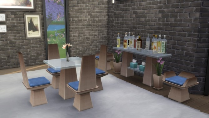 Bon Appétit Set by LaLunaRossa at About Sims image 889 670x377 Sims 4 Updates