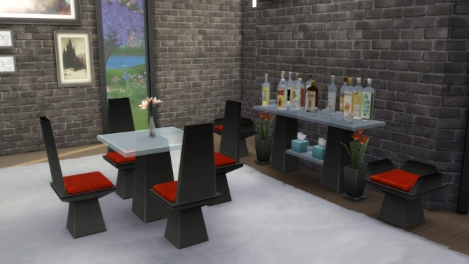 Bon Appétit Set by LaLunaRossa at About Sims image 899 670x377 Sims 4 Updates
