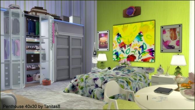 Penthouse 40x30 at Tanitas8 Sims image 9015 670x378 Sims 4 Updates
