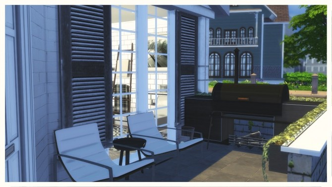 Sims 4 Male House Version at Dinha Gamer