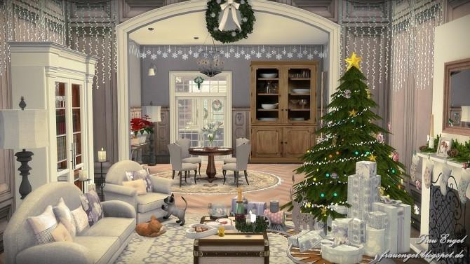 Winter Street ,125 by Julia Engel at Frau Engel image 9116 670x377 Sims 4 Updates