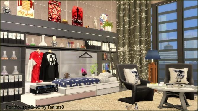 Penthouse 40x30 at Tanitas8 Sims image 9119 670x378 Sims 4 Updates