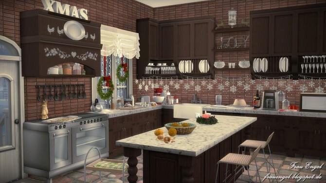 Winter Street ,125 by Julia Engel at Frau Engel image 9311 670x377 Sims 4 Updates