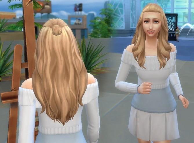 Sims 4 Isabella Hair at My Stuff
