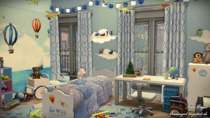 Winter Street ,125 by Julia Engel at Frau Engel image 9511 670x377 Sims 4 Updates