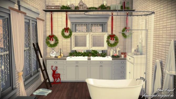 Winter Street ,125 by Julia Engel at Frau Engel image 9611 670x377 Sims 4 Updates