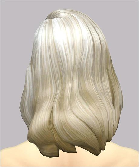 Long Wavy Classic Edit V3 F at Rusty Nail image 964 Sims 4 Updates