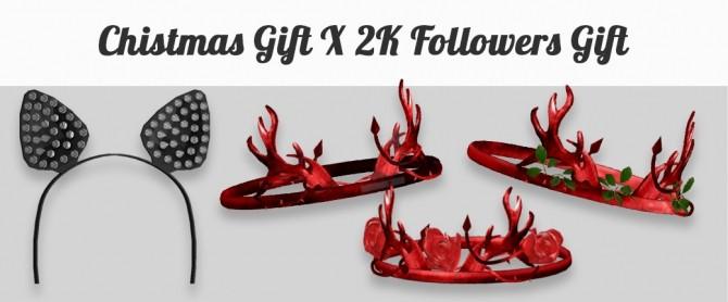 Christmas Gift x 2k Followers Gift at Arthurlumierecc – AL image 9712 670x278 Sims 4 Updates