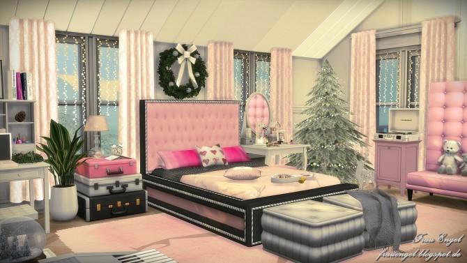 Winter Street ,125 by Julia Engel at Frau Engel image 9810 670x377 Sims 4 Updates