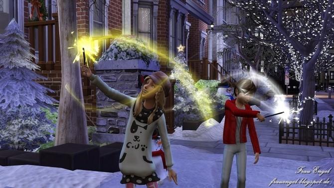 Winter Street ,125 by Julia Engel at Frau Engel image 9911 670x377 Sims 4 Updates