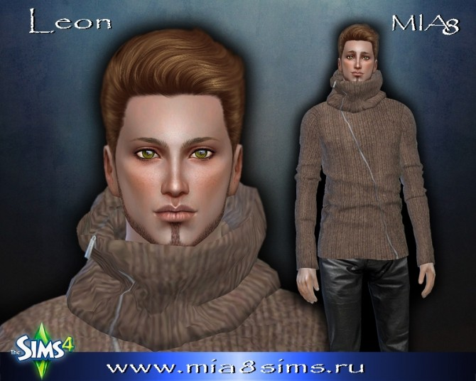 Leon at Mia8Sims image 10118 670x536 Sims 4 Updates