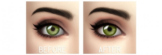 Eyes #8 Remake at Aveira Sims 4 image 1031 670x228 Sims 4 Updates