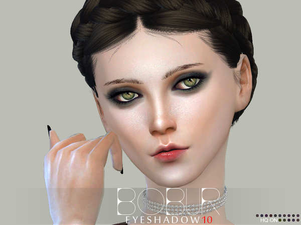 Eyeshadow 10 by Bobur3 at TSR image 1061 Sims 4 Updates