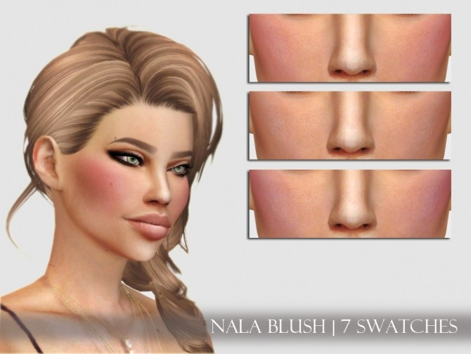 NALA BLUSH at MXFSims image 1074 670x503 Sims 4 Updates