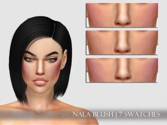 NALA BLUSH at MXFSims image 1084 670x503 Sims 4 Updates