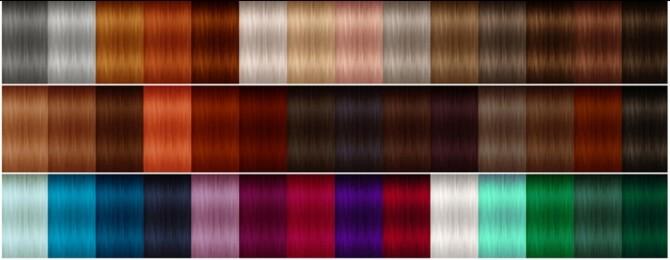 LeahLillith DayDream Hair Retexture at Kenzar Sims image 1107 670x260 Sims 4 Updates