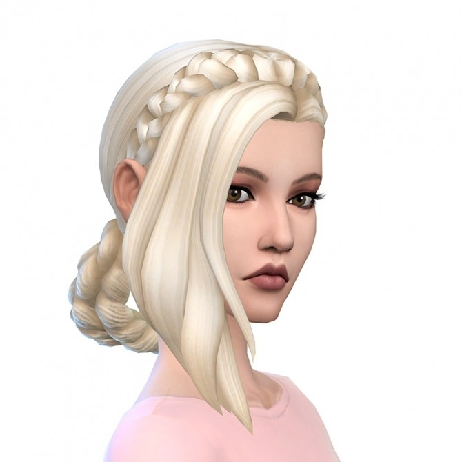 Enriques4s Cassidy hair recolors at Deeliteful Simmer image 11118 670x670 Sims 4 Updates