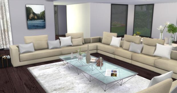Sims 4 Modern Living at AymiasSims