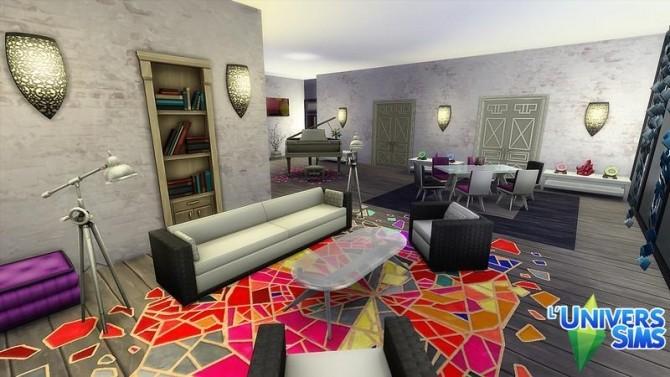Apartment renovation by nathalieheya at L'UniverSims image 11813 670x377 Sims 4 Updates