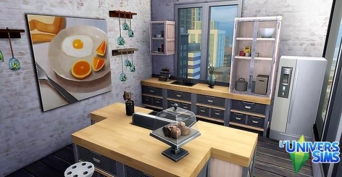 Apartment renovation by nathalieheya at L'UniverSims image 12117 670x346 Sims 4 Updates