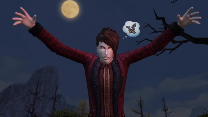 Sims 4 The Sims 4 Vampires Pack   6 Things To Get Excited For