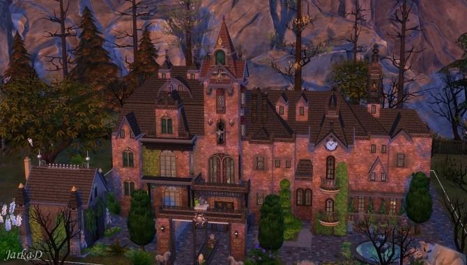 Vampire Mansion at JarkaD Sims 4 Blog image 12712 670x380 Sims 4 Updates