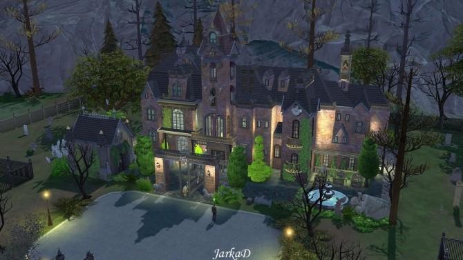 Vampire Mansion at JarkaD Sims 4 Blog image 12913 670x377 Sims 4 Updates
