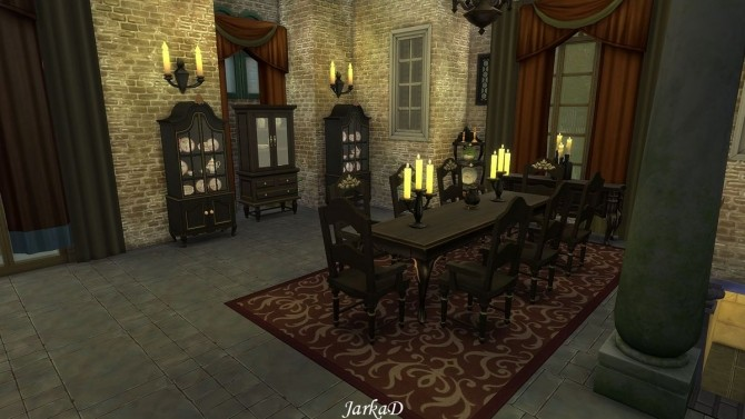 Vampire Mansion at JarkaD Sims 4 Blog image 13313 670x377 Sims 4 Updates