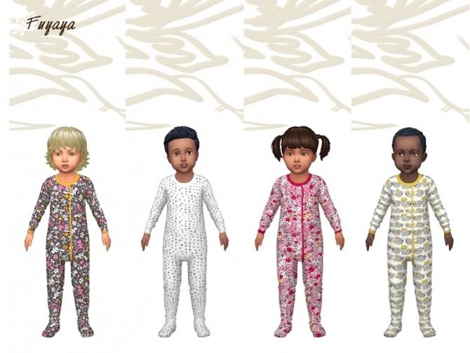 Pyjama Monotex by Fuyaya at Sims Artists image 1334 670x503 Sims 4 Updates