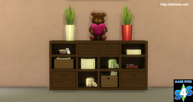 Credenza Buffet at Simista image 1346 Sims 4 Updates