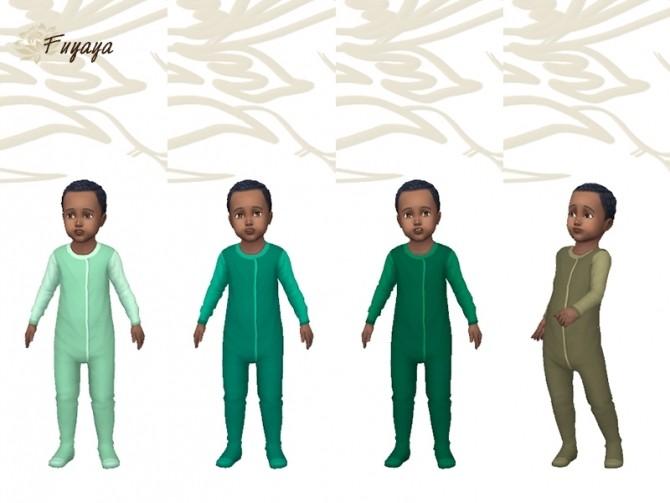 Sims 4 Pyjama Monobi by Fuyaya at Sims Artists