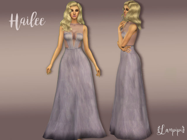 Hailee dress at Laupipi image 1396 Sims 4 Updates