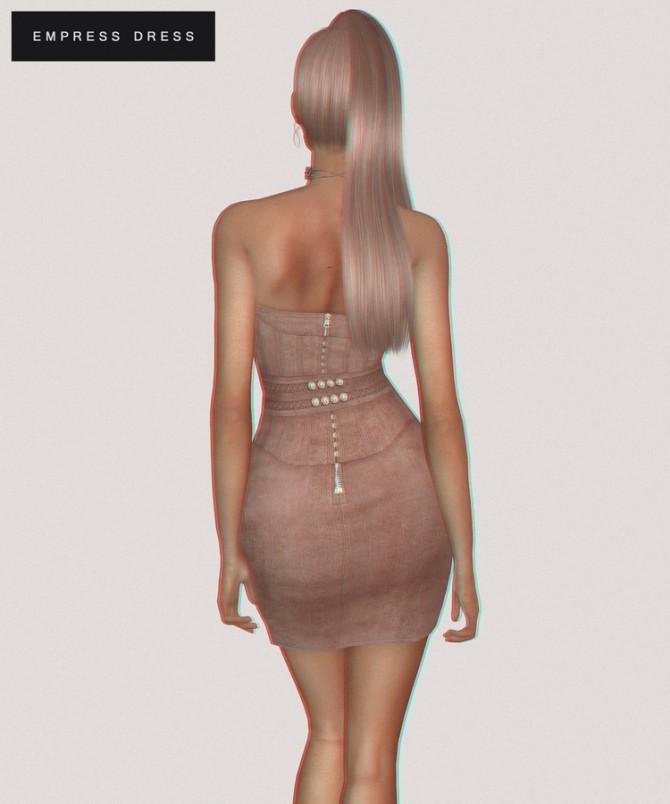 Empress Dress at Fashion Royalty Sims image 1398 670x804 Sims 4 Updates