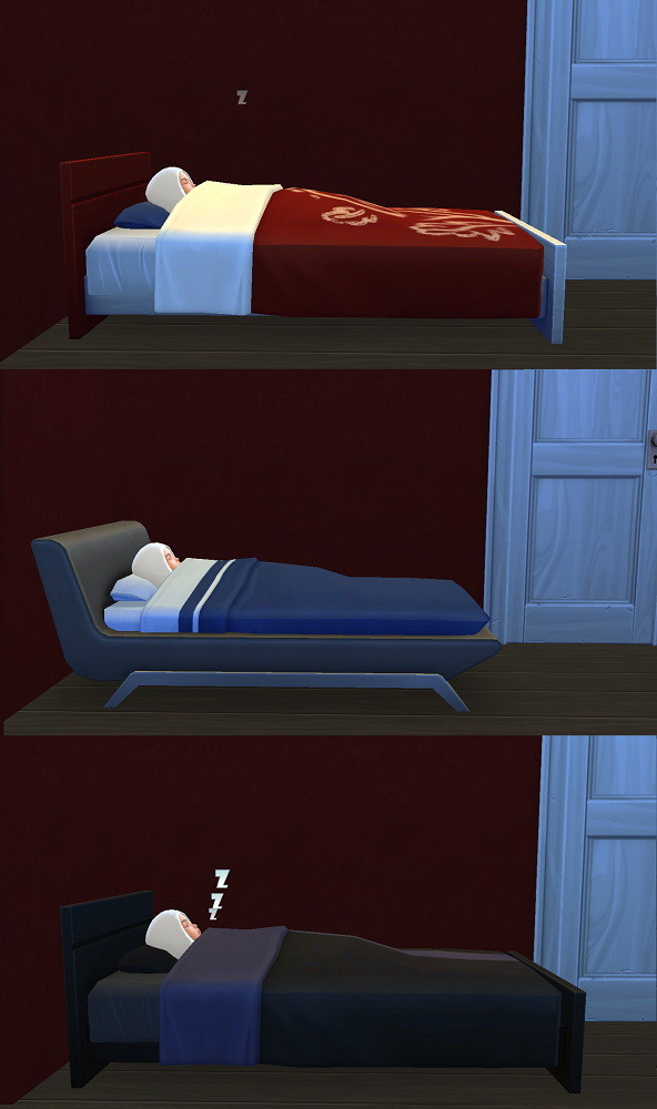 Toddler beds by G1G2 at SimsWorkshop image 1403 592x1000 Sims 4 Updates