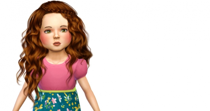 Stealthic Genesis Toddler Version At Simiracle 187 Sims 4