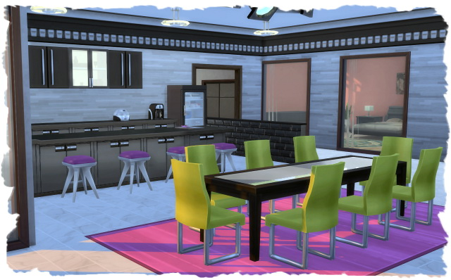 Sims 4 Poolhouse 2 by Chalipo at All 4 Sims
