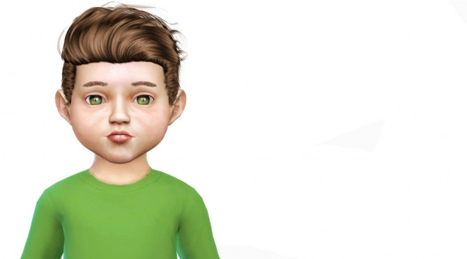 Sims 4 Stealthic Haunting Toddler Version at Simiracle